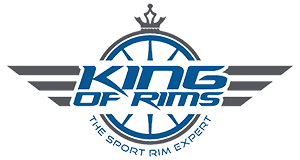 Kim of Rims Logo