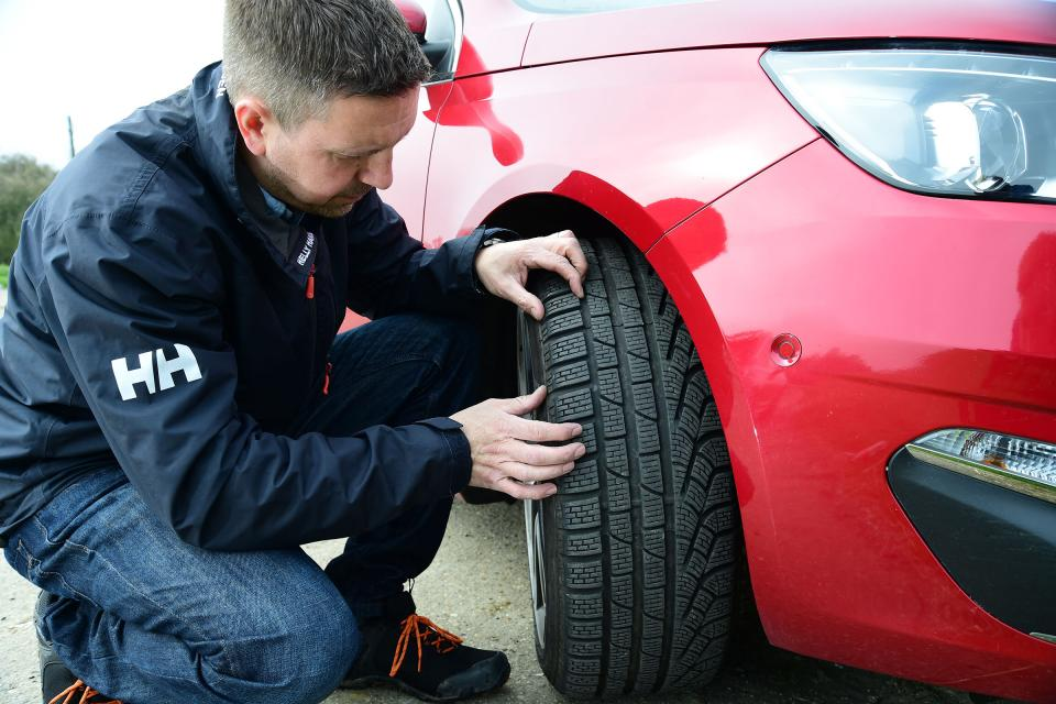 WHEN WAS THE LAST TIME YOU CHECKED YOUR TYRES?