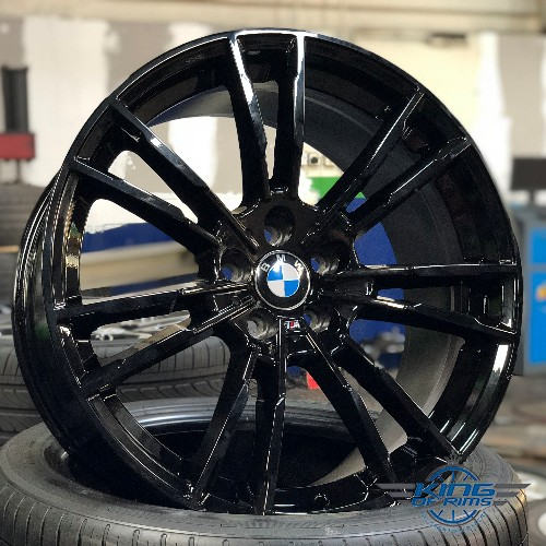 BMW G30 M5 Design rim (Gloss Black)