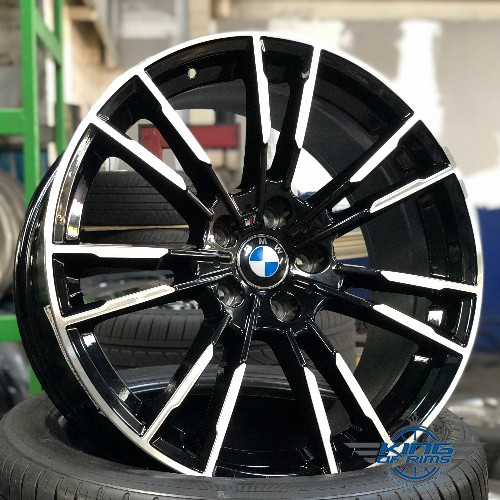 BMW G30 M5 Design rim (GB with Polished Surface)
