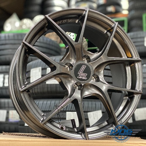New 16 inch Lenso JAGER DYNA + TYRE PACKAGE