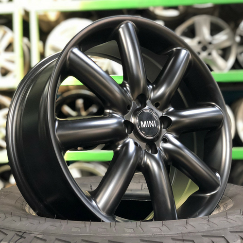 Mini Cooper R85 Design rim (MATT BLACK)