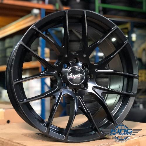 Breyton GTS Design Rim  (MATT BLACK)